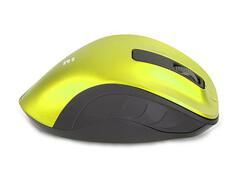 Everest SM-360 Usb Yeşil 3D Optik Süper Sessiz Alkalin Pil Kablosuz Mouse - Thumbnail