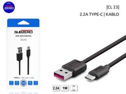 Subzero - Subzero Cl23 Type-c Usb Kablo